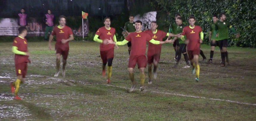 [Video] Taggia, il gol di Mirko Ravoncoli che ha steso la Sestese