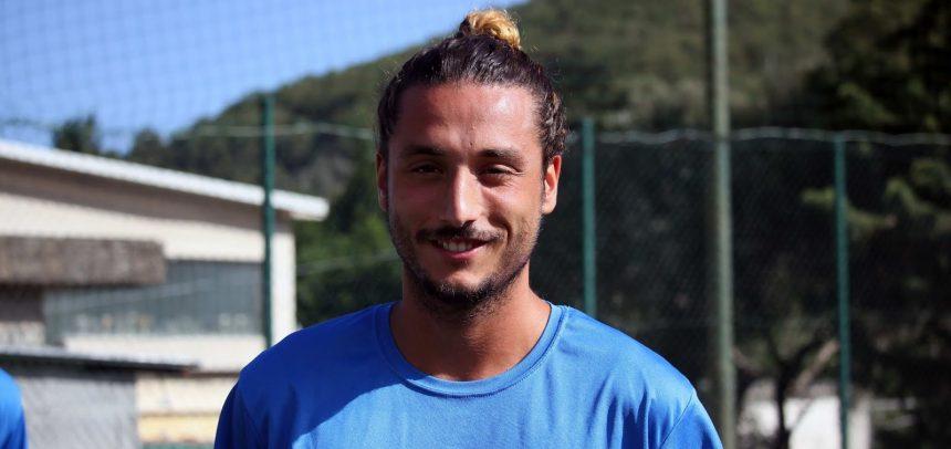 """Imperia, c'è la firma di Samuele Sassari nel 4-2 sul campo dell'Athetic Liberi:""""Gol dedicato alla mia famiglia e alla mia fidanzata"""""""