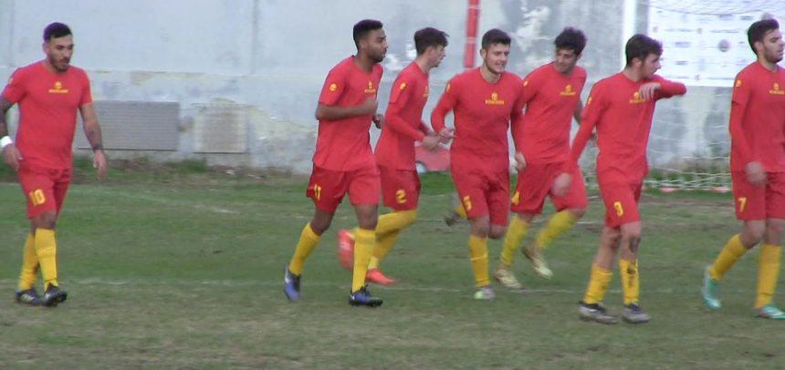 Gli Highlights di Taggia-Loanesi 4-1