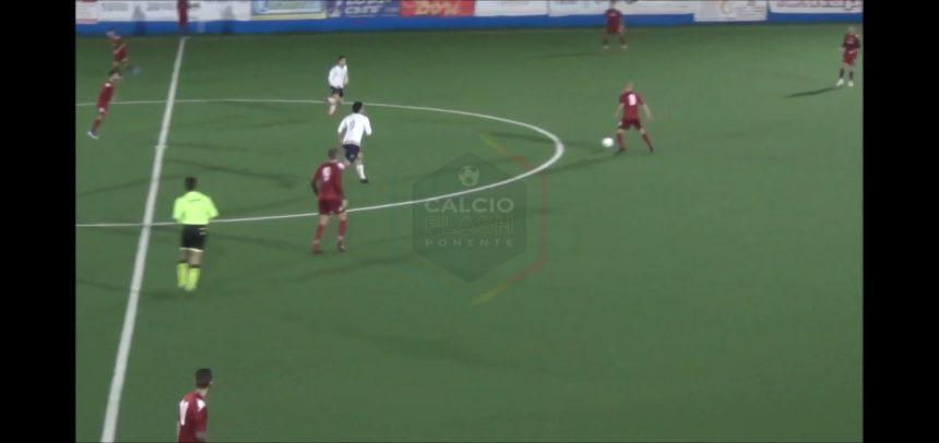 Gli Highlights di Loanesi-Ventimiglia 2-1