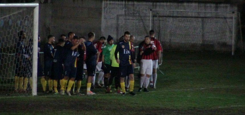 [Moviola] L'episodio contestatissimo in Atletico Argentina-San Filippo Neri