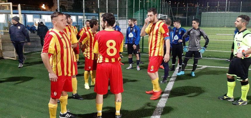 Carlin's Boys B-San Filippo Neri 0-2, in gol Giampà e Tomao
