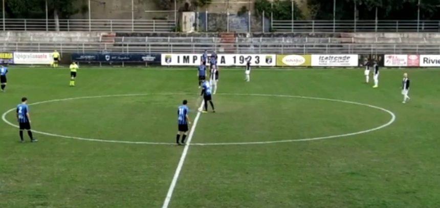 Gli Highlights di Imperia-Rapallo Rivarolese 0-1