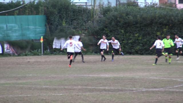 [Video] Taggia, l'eurogol di Luca Gambacorta contro il Ventimiglia