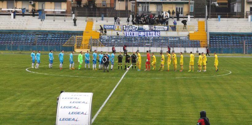 Gli Highlights di Savona-Sanremese 1-2