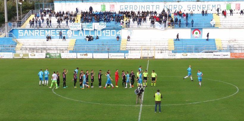 Sanremese–Fossano 1-1, Scalzi risponde a Romani