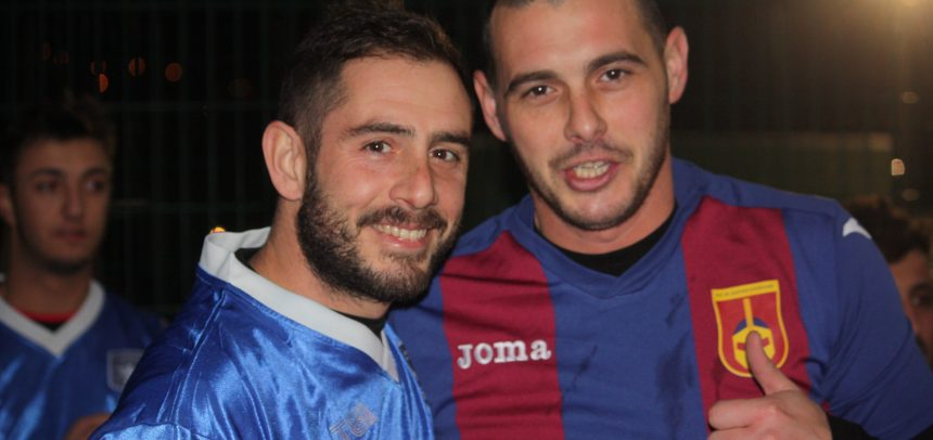 Carlin's Boys B-FCD Santo Stefano 3-1