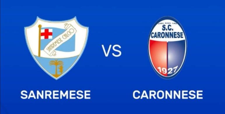 Sanremese-Caronnese live su Sportitalia