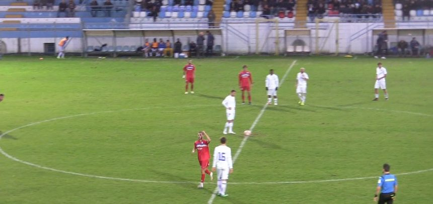 """[Video] Sanremese, il """"Comunale"""" festeggia il gol di Pippo Scalzi contro il Prato"""