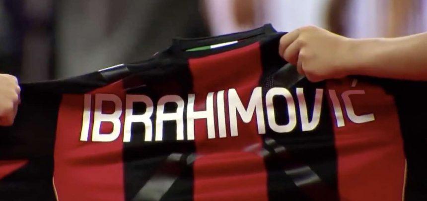Milan, ecco quale sarà il numero di maglia di Zlatan Ibrahimovic