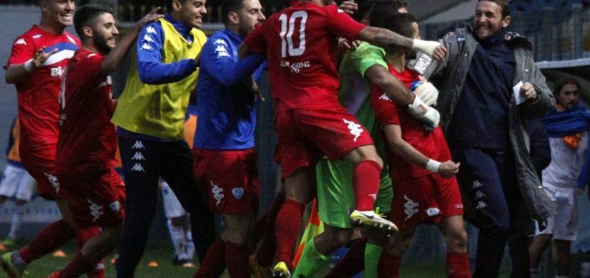 Gli Highlights di Sanremese-Prato 1-1