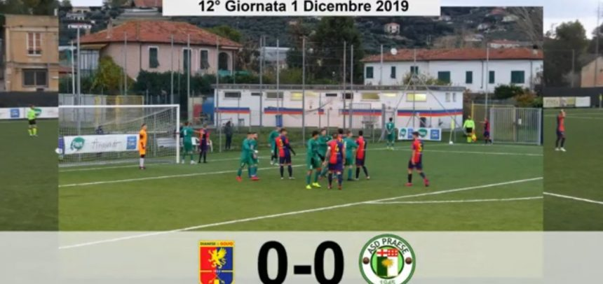 Gli Highlights di Dianese&Golfo-Praese 0-0