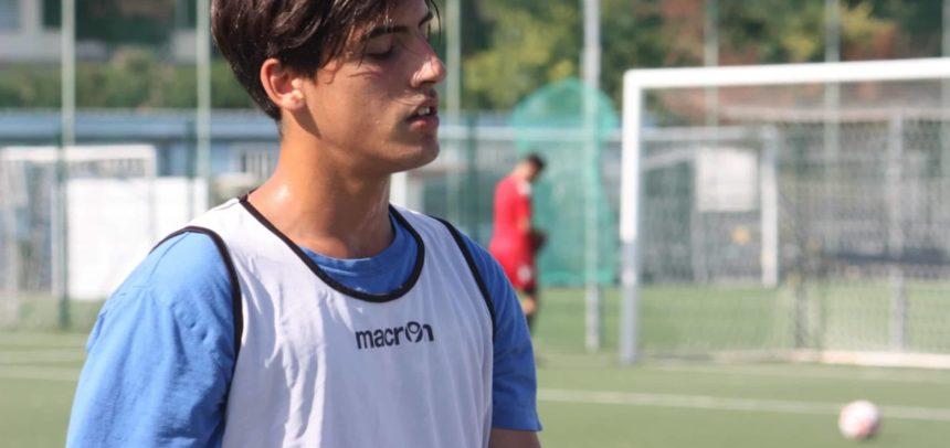 [Video] Juniores Sanremese, l'eurogol di Paolo Calderone contro il Vado