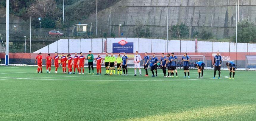 Gli Highlights di Campomorone Sant'Olcese-Imperia 2-0