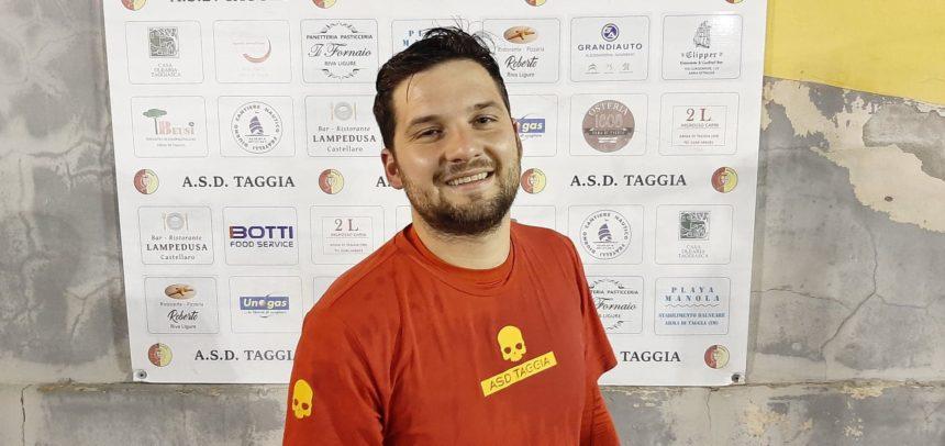 [Video] Taggia, il gol di Matteo Cutellè che ha steso il Serra Riccò