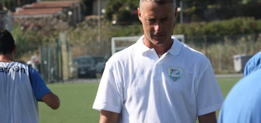 """Sanremese-Vado 3-3, mister Marco Prunecchi:""""Avremmo meritato la vittoria. Bello l'abbraccio tra Delogu e Negro"""""""