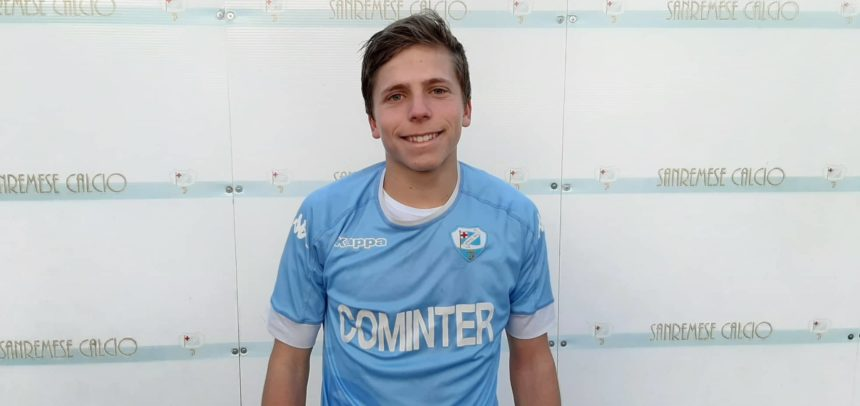 Juniores Nazionali, Pietro Negro è il Man of the Match di Sanremese-Vado 3-3