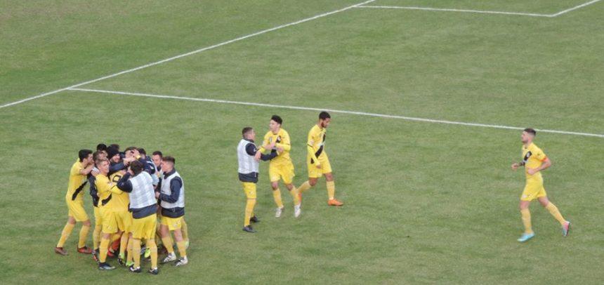 Gli Highlights di Savona-Caronnese 2-1
