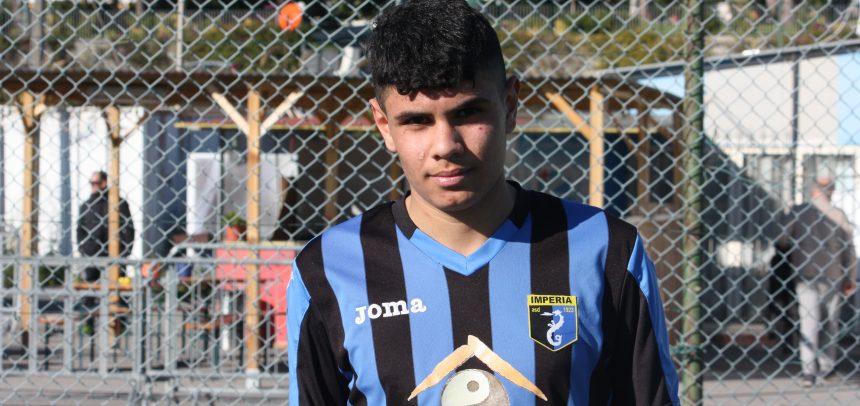 Allievi Regionali Fascia B, Mohamedamin Fatnassi è il Man of the Match di Sanremese-Imperia 0-1