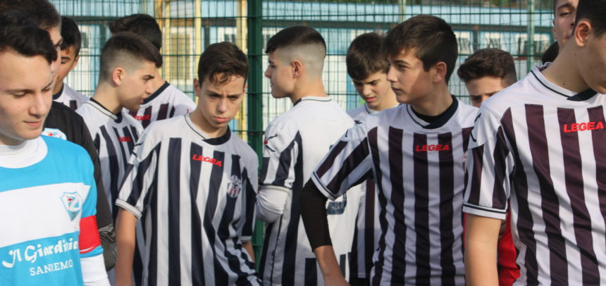 Giovanissimi Regionali, gli Highlights di Sanremese-Savona 0-6