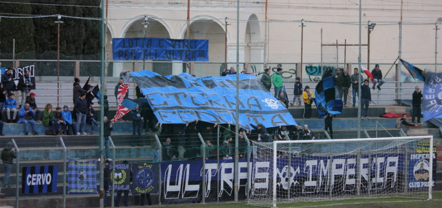 [Video] I gol del super derby Imperia-Albenga 2-1