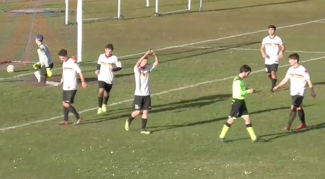 Juniores Regionali 2° Livello, gli Highlights di Villanovese-Taggia 0-4