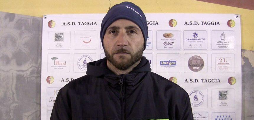 """Ceriale-Taggia 0-3, mister Siciliano:""""Primo tempo da grande squadra"""""""
