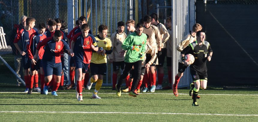 Allievi Under 17, gli Highlights di Dianese&Golfo-Taggia 0-1