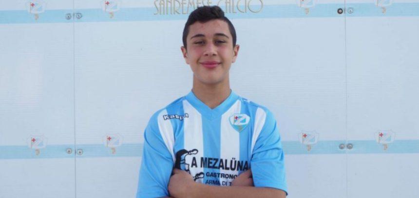 Giovanissimi Regionali Fascia B, Simone Fareri è il Man of the Match di Sanremese-Vado 1-0