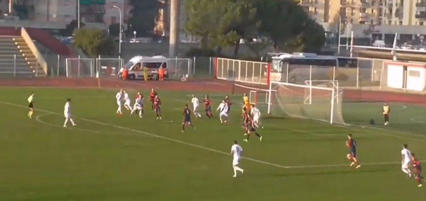 Gli Highlights di Albenga-Sestri Levante 1-2