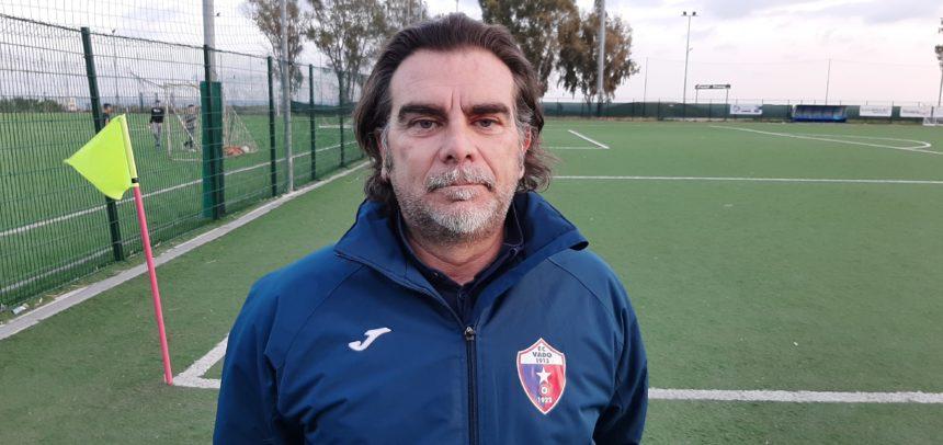"""Sanremese-Vado 3-3, mister Fabrizio Monte:""""Perdere sarebbe stato inconcepibile"""""""