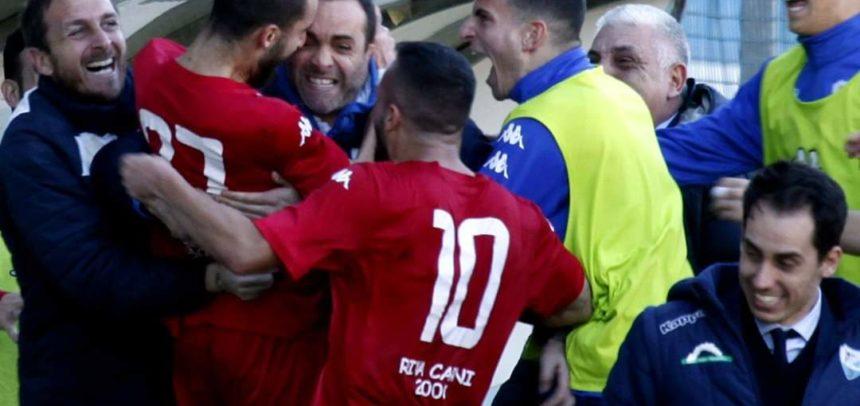Gli Highlights di Sanremese-Folgore Caratese 1-0