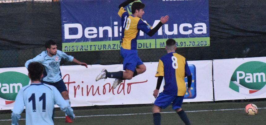 Juniores Regionali 2° Livello, gli Highlights di Dianese&Golfo-Quiliano&Valleggia 4-0