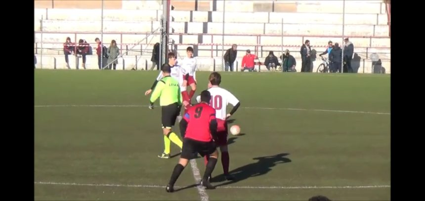 Allievi Under 16, gli Highlights di Ventimiglia-Atletico Argentina 4-3