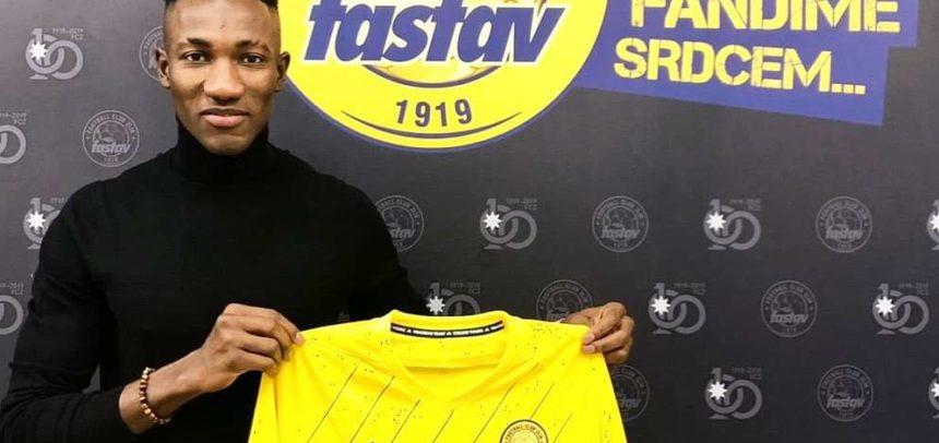 Lamin Jawo sbarca nella Liga Ceca e firma con lo Zlin Fc