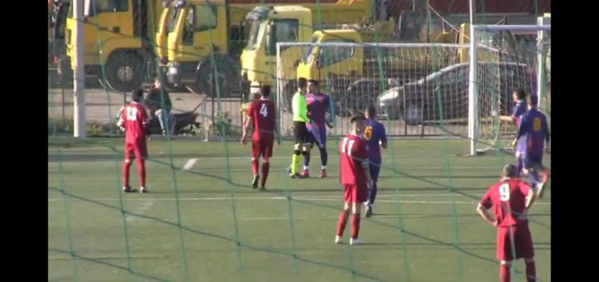 [Video]FCD Santo Stefano-Oneglia Calcio 1-4: arbitro vicinissimo a commettere un errore tecnico sul rigore di Ochisor