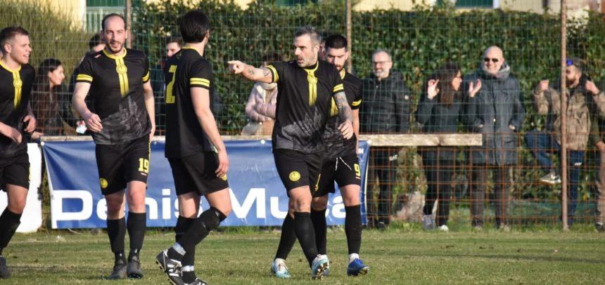 [Video] Cervo FC, il gol di Stefano Sorrentino contro il Riva Ligure