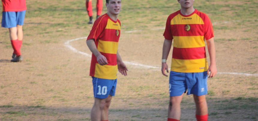 Juniores Regionali 2° Livello, Fotogallery e Highlights di Atletico Argentina-Taggia 1-2