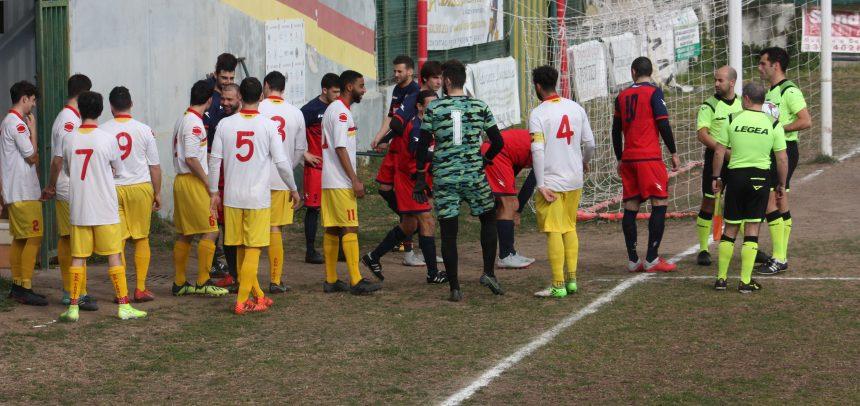 Gli Highlights di Taggia-Camporosso 1-1