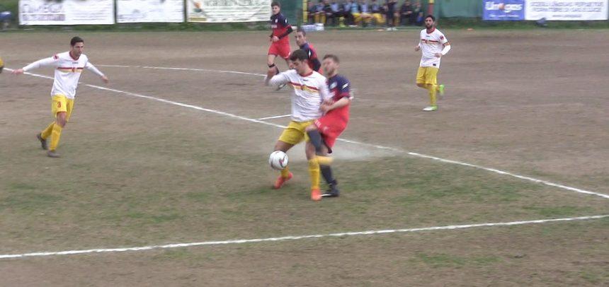 [Moviola] Taggia-Camporosso 1-1: ci poteva stare il rigore sul contatto Ravoncoli-Cascina