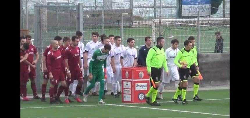 Gli Highlights di Arenzano-Ventimiglia 0-1