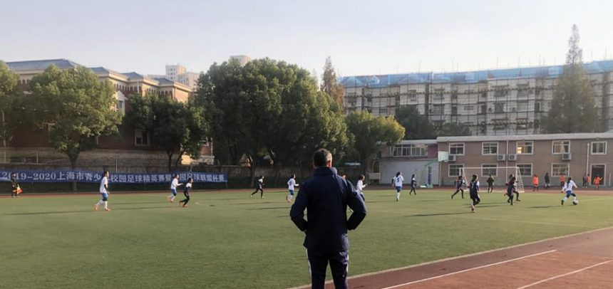 """In Cina i giovani ricominciano a giocare a calcio, mister Norberti:""""Ci sono voluti quasi tre mesi prima di riabbracciare i miei ragazzi"""""""