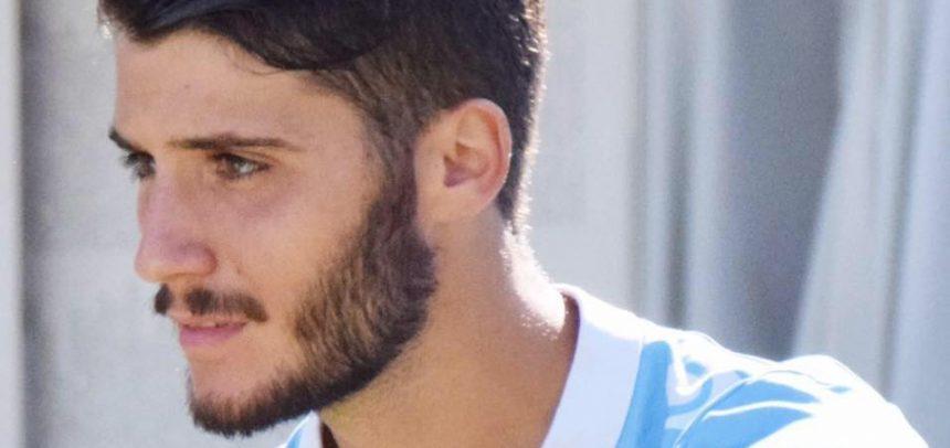 """Sanremese, Giorgio Gagliardi giura fedeltà:""""Felice di continuare a vestire questa maglia"""""""