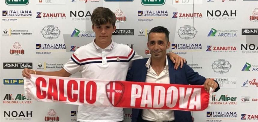 Calciomercato, Luca Carletti rienta al Padova: sarà aggregato alla prima squadra
