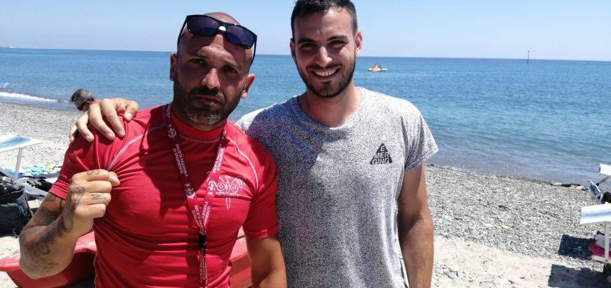 Fotonotizia – Cosa ci fa Mark Gaeta a Sanremo?