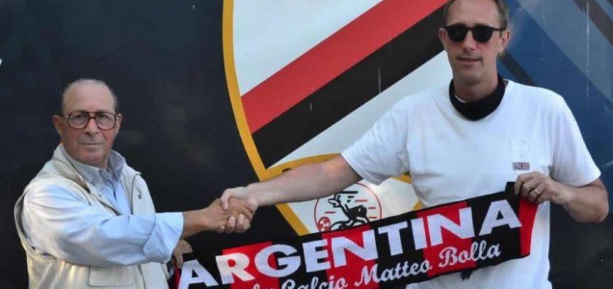 Atletico Argentina, Paolo Sassu è il nuovo allenatore