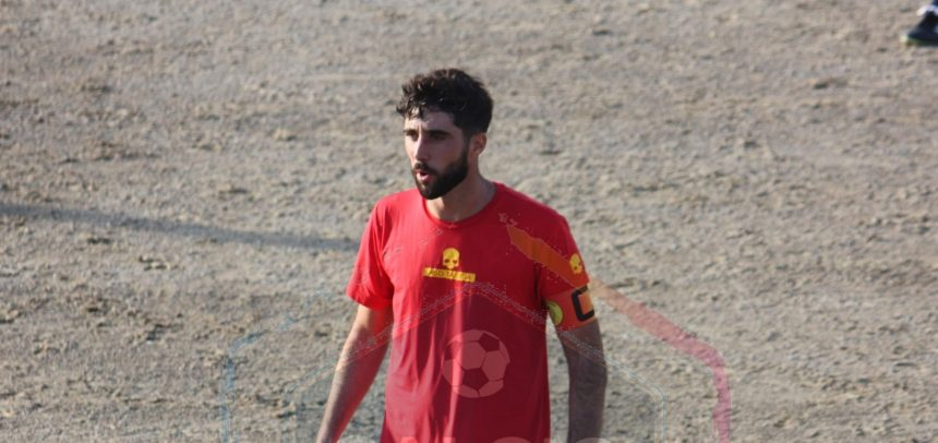 Taggia, confermato il capitano Paolo Tarantola