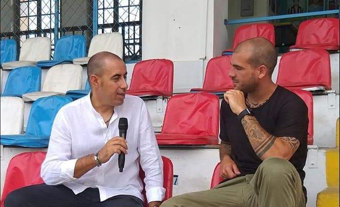 """Sanremese, intervista a Stefano Sturaro:""""Gestire il settore giovanile biancoazzurro era un nostro sogno"""""""