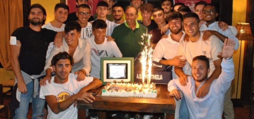Ventimiglia, Juniores neopromossa: Bevilacqua fa il bis