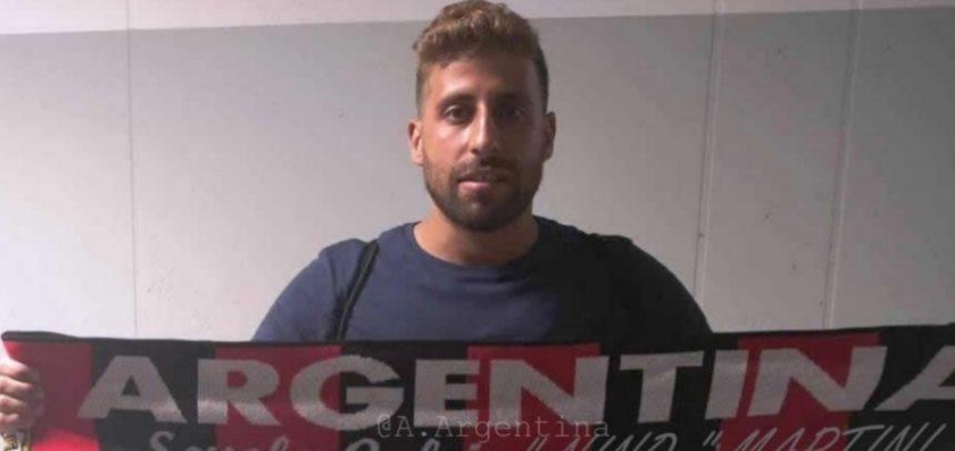 Calciomercato, Marco Campagnani è dell'Atletico Argentina